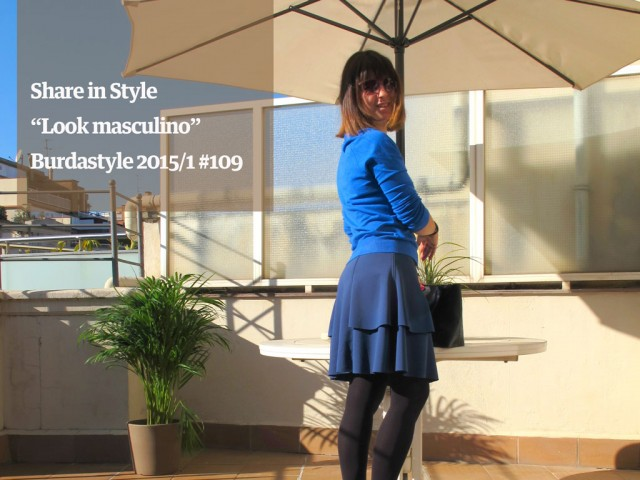 "Share in Style: ""Look masculino"""