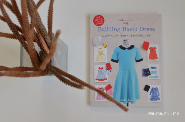 Oliver and S Building Block Dress