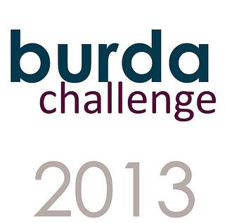 mamemimo: Burda Challenge 2013