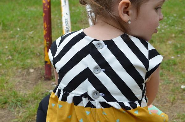 KCWC día 4. Geranium Dress