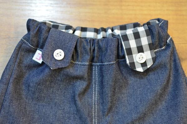 Como Hacer Pantalones De Bebe Imagui