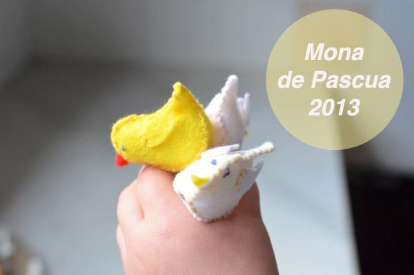 mamemimo: Mona de Pascua 2013