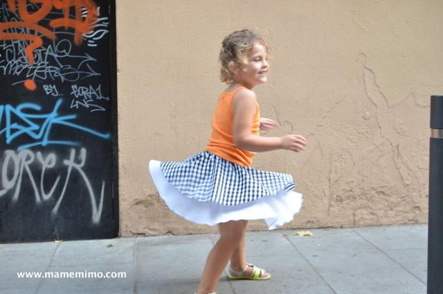mamemimo: Isla Skirt (Petite Kids Boutique)