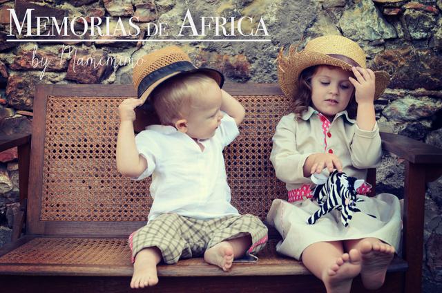 Mi propuesta Tema Libre: Memorias de África