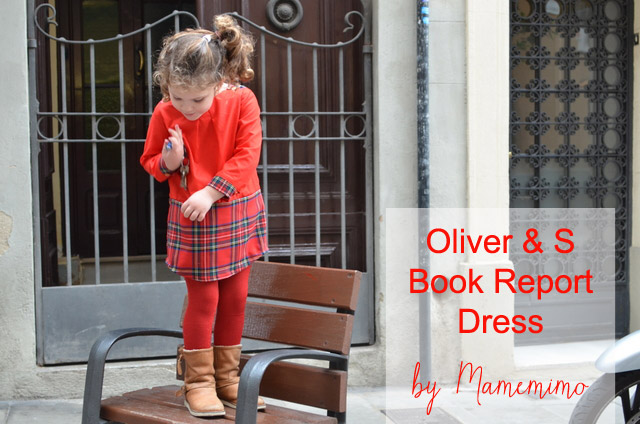 OLIVER & S Book Report Dress
