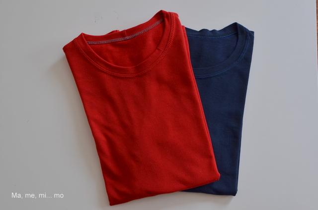 Una Metro t-shirt para el Sr. D